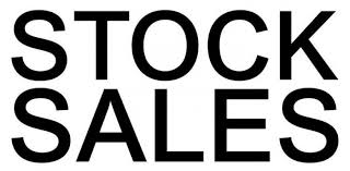 Stock Sales Logo